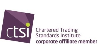 Corporate Affiliate Member of Chartered Trading Standards Institute